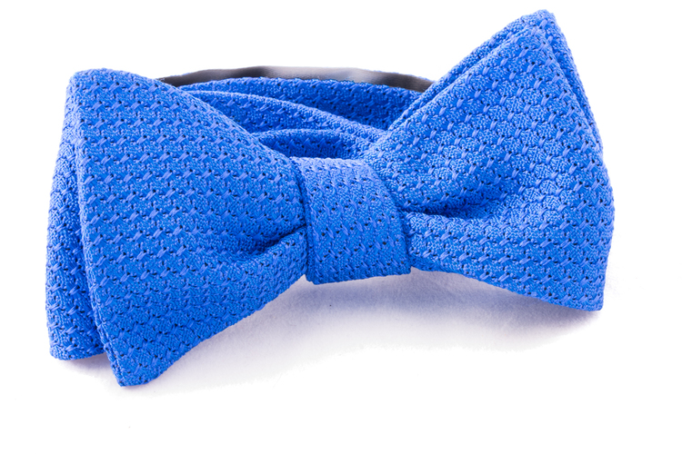Self tie Garza Grossa - Royale Blue