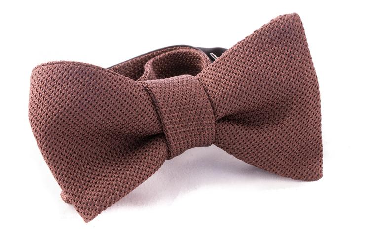 Self tie Garza Fina - Brown