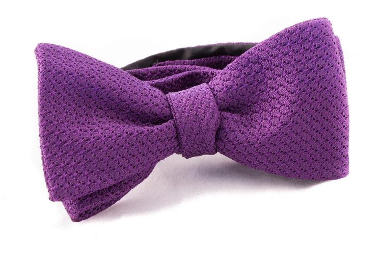 Self tie Garza Grossa - Lilac