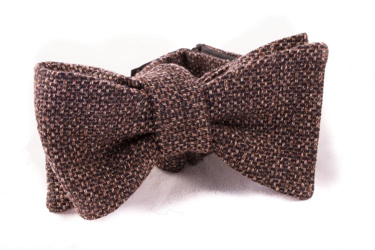 Self tie Cotton - Light Brown