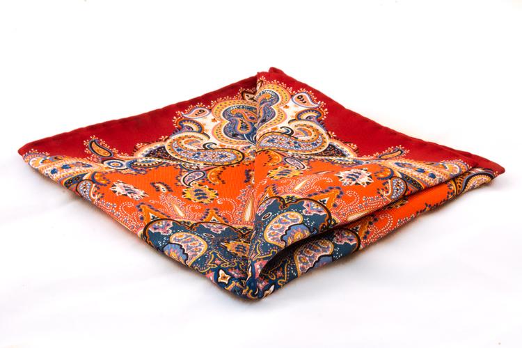 Silk Oriental - Orange