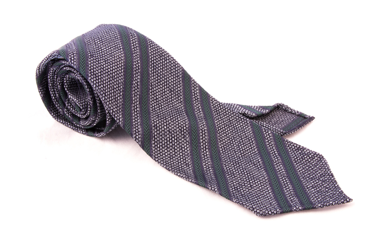 Untipped Regimental - Grey/Green