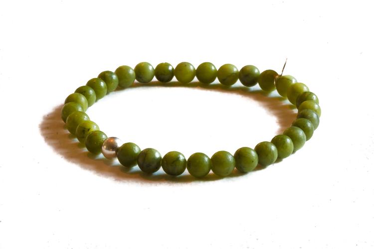 Bracelet - Green/Silver