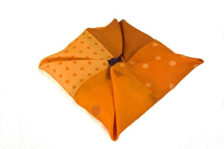 Linen Quattro - Orange