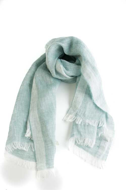 Scarf Solid - Green