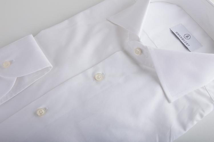 Pinpoint Oxford - White