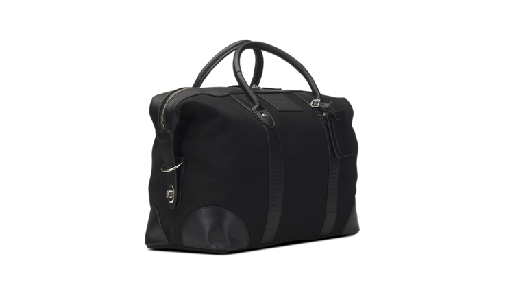 Small Weekend Bag - Black