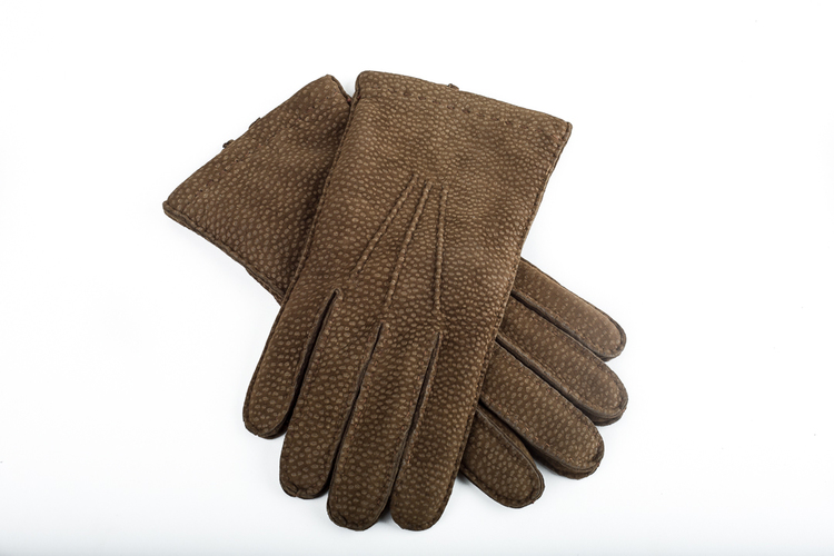 Carpincho Gloves - Brown