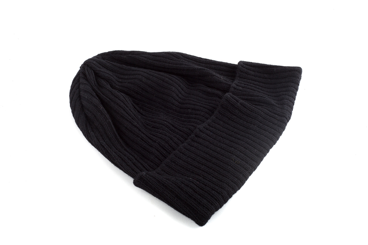 Cap Wool Thin - Dark Grey