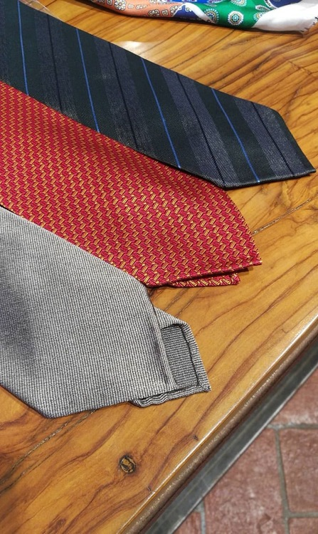 Special offer - Silk Jacquard Untipped