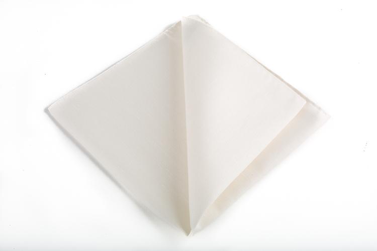 Linen/Silk Solid - Off White