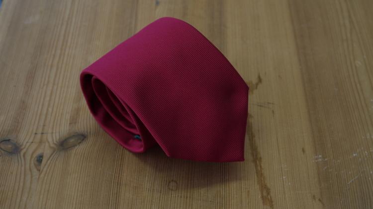 Silk Solid  - Cerise