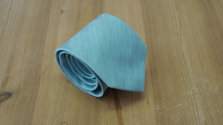 Silk/Linen Solid - Turquoise