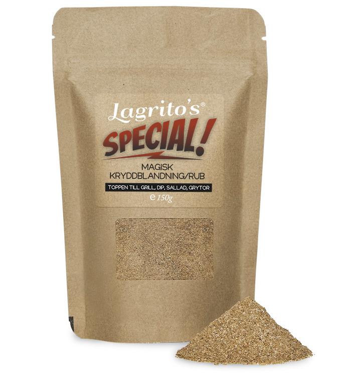 SPECIAL! – Magisk rub/kryddblandning
