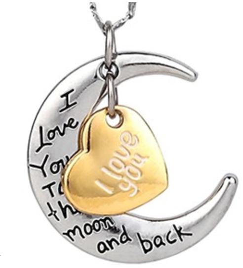 Halsband I Love You