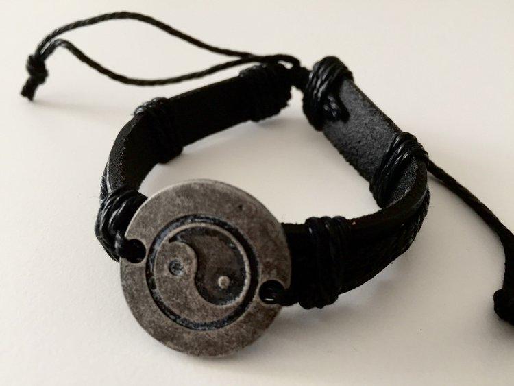 Armband Yin & Yang