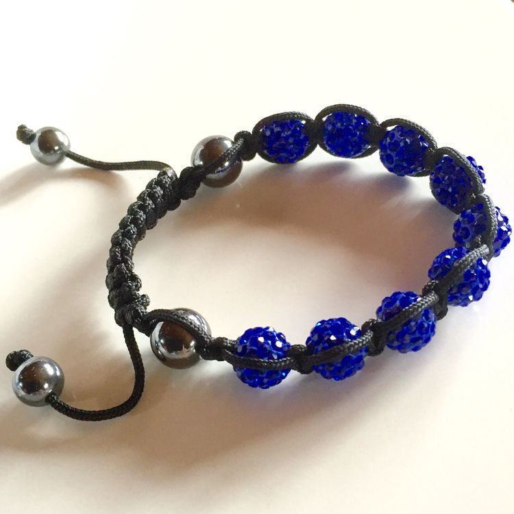 Shamballa - Havsblå
