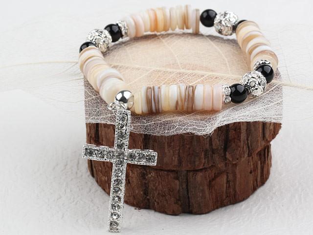 Kors - Vit och svart