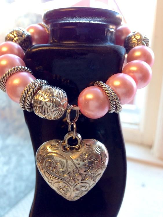 Heart Rosa