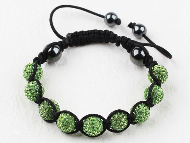 Shamballa- Grön