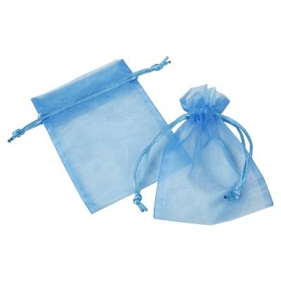 Presentpåse - Blå