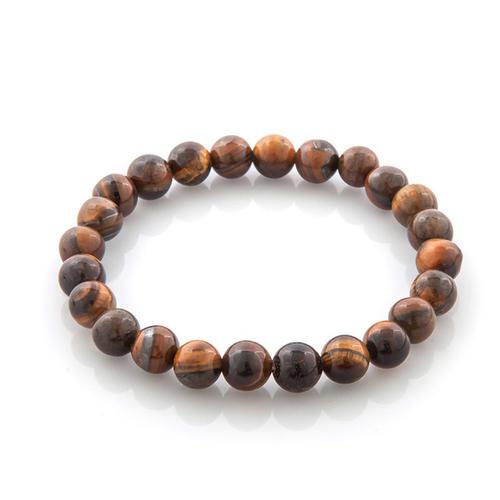 Brown Bead Armband