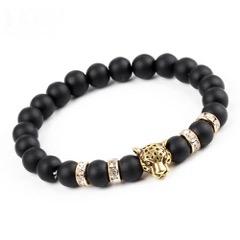 Leopard Gold Armband (Rea)