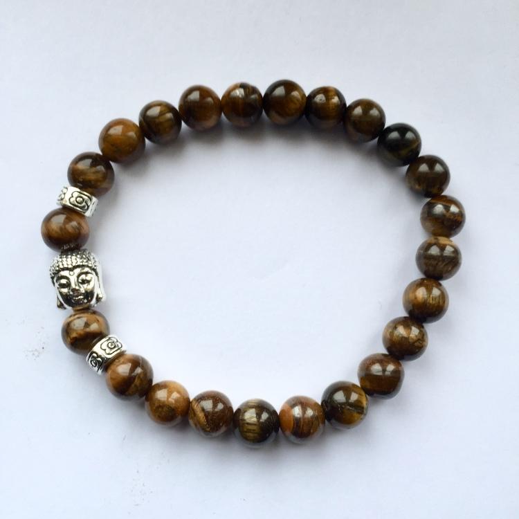 Buddha Brown Silver