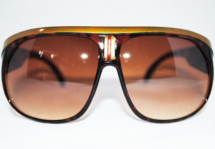 Smooth - Brun/Guld - Solglasögon
