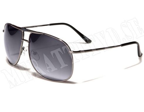 X-eyewear - Svart/Lila glas - Solglasögon