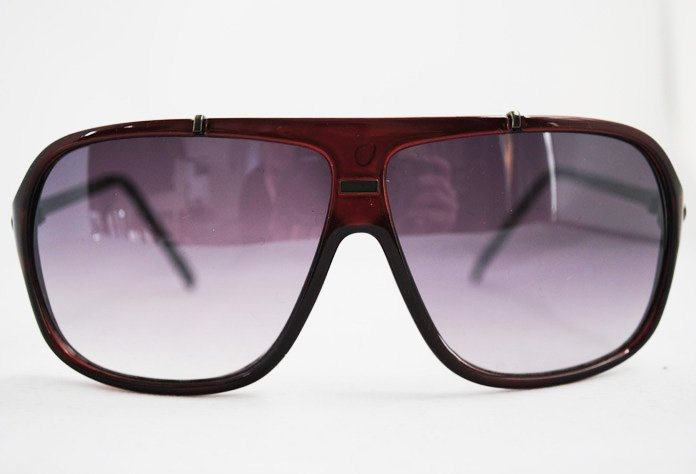 Aviator Classic Square - Brun - Solglasögon