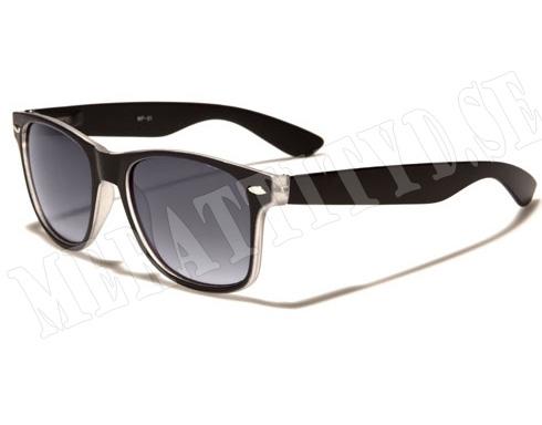 Wayfarer Mix - Svart - Solglasögon