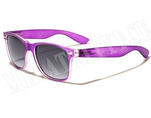 Wayfarer Mix - Lila - Solglasögon
