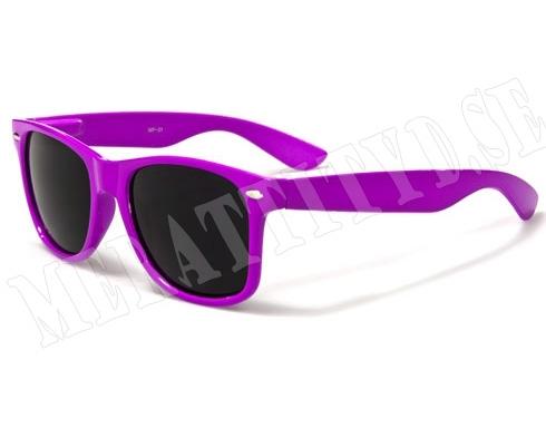 Mix Wayfarer - Lila - Solglasögon