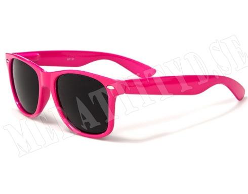 Mix Wayfarer - Rosa - Solglasögon