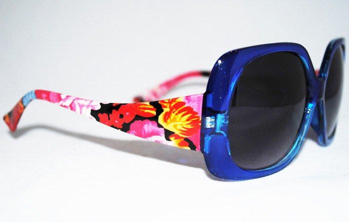 Blended - Blå - Solglasögon