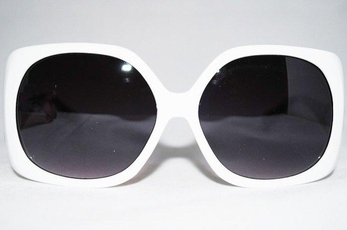 Blended - Vit - Solglasögon