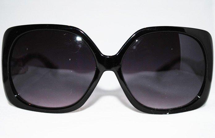 Blended - Svart - Solglasögon