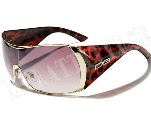 DG Fashion - Guld/Brun - Solglasögon