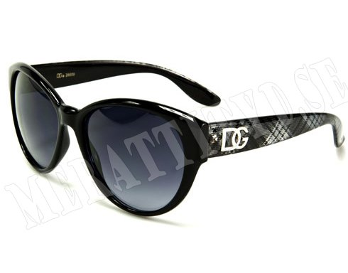 DG Dame - Grå - Solglasögon