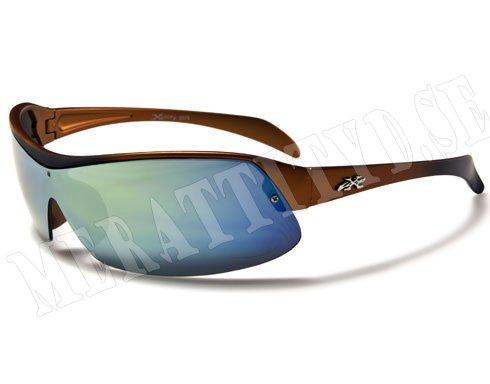 XLoop Curve - Brun - Solglasögon