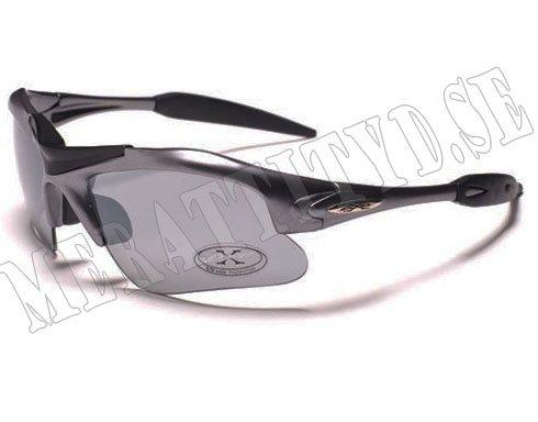 XLoop Fast - Grå - Solglasögon