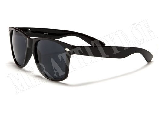 Wayfarer Klassisk - Svart - Solglasögon