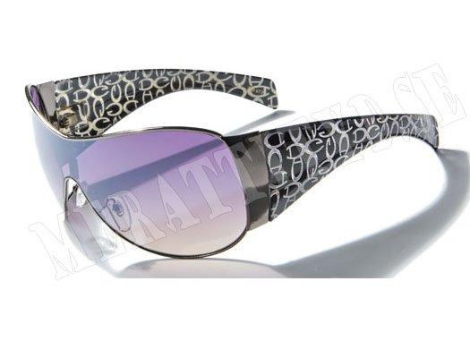 DG Extra - Svart - Solglasögon