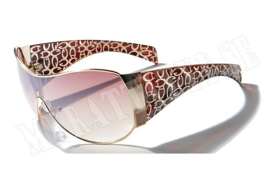 DG Extra - Brun - Solglasögon