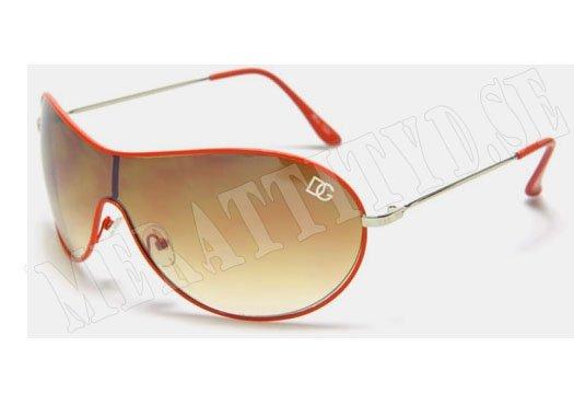 DG Beach - Orange - Solglasögon