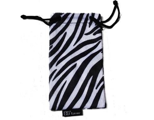 DG - Solglasögonpåse - Zebra