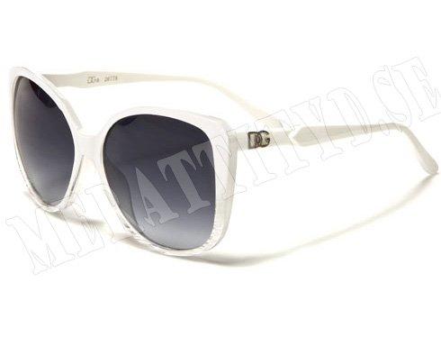DG Fox - Vita - Solglasögon