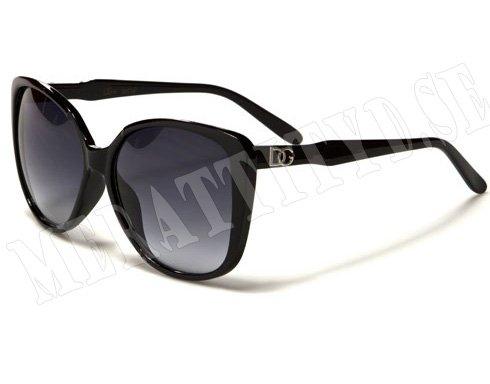 DG Fox -Svarta - Solglasögon