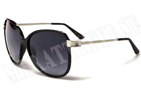 DG Linsay - Svarta - Solglasögon